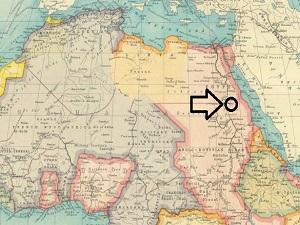 Món àrab Pròxim Orient islam islamisme Sudan Egipte mapes golf pèrsic