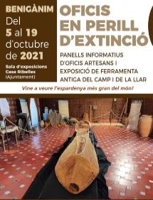 Exposició Oficis en Perill d'Extinció
