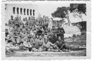 Soldats al front