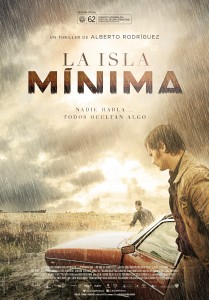 La isla mínima (Poster) 6150© Atípica Films, Sacromonte Films y Atresmedia Cine