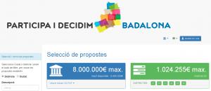 Participa i decidim Badalona