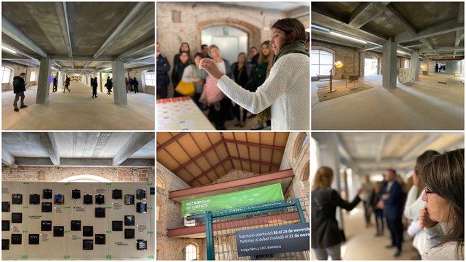 L'exposició es pot visitar a la CACI fins el 28 de novembre.