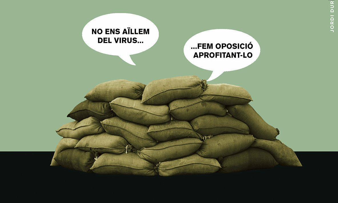 Trista realitat, by Jordi Duró a l'ARA.