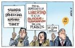 Derecho a existir de los pueblos... fuera de España