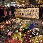Atentados Bruselas 2016 (Homenaje Place Bourse)