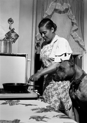 Billie Holiday a la cuina