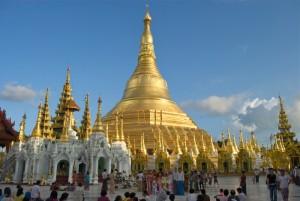 Shinbyu: Cerimònia budista - Shwedagon Pagoda-Rangoon