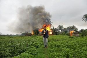 Enfrontaments ètnics-religiosos a Birmània/Myanmar: Estat de Rakhine