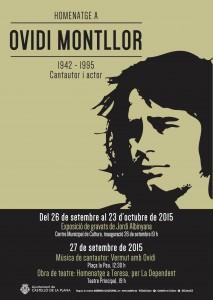 Cartell Exposició a Castelló de la Plana