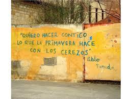 Foto frase Pablo Neruda.