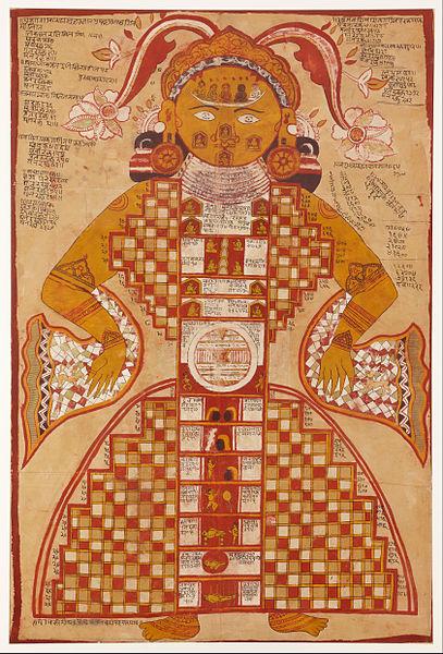En la tradició religiosa de l'Índia, Purusha és l'Home Còsmic, a partir del qual es forma l'Univers