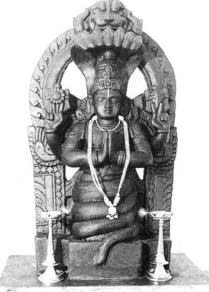 """Patañjali és l'autor dels """"Ioga Sutres""""que porten el seu nom. Iyengar va fonamentar el seu mètode en aquesta obra."""