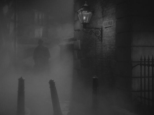 A les recreacions cinematogràfiques del Londres victorià sempre hi apareix la boira