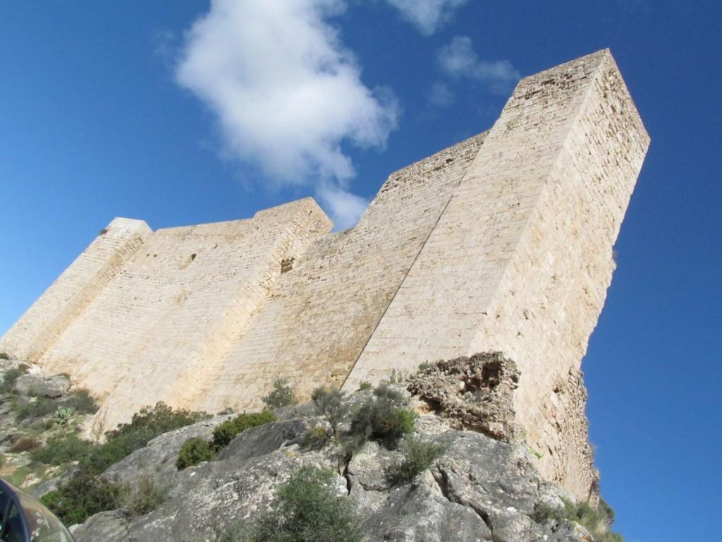La carta Castell de Miravet