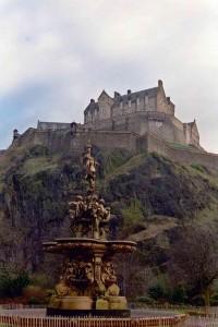 Més castell Edinburgh