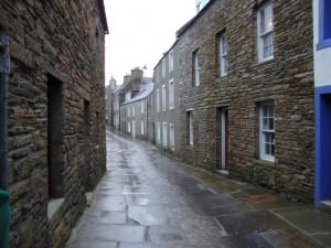 Stromness Alfred Street
