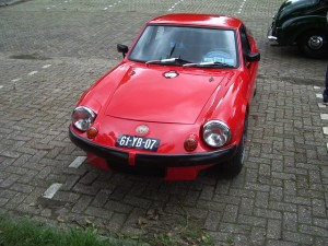 Ginetta G15 1973