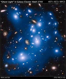 Hubble Ghost Light