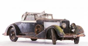 1925 Hispano suiza H6B Cabriolet