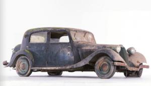 1936 Talbot T11 Cadette Berline