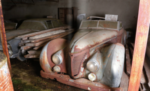 1948 Talbot-Lago T26 Record Cabriolet
