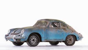 1963 Porsche 365SC Coupé