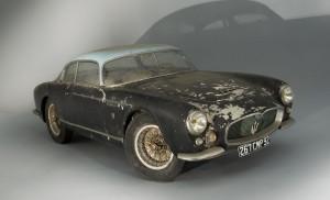 Maserati A6G 2000 Gran Sport Berlinetta Frua 1956