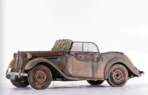 Singer Roadster 1500