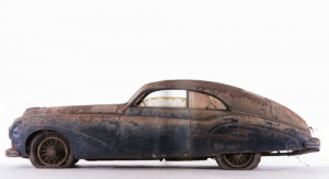 T26 Record Fastback Coupé