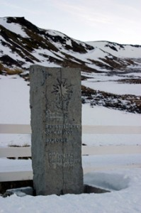 Shackleton-Grave