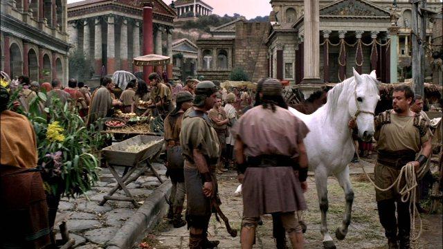 Els carrers de Roma