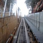 L'ascensor-funicular del C/Telègraf