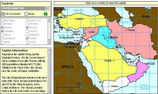 Món àrab islam islàmic Pròxim Orient musulmans golf Pèrsic