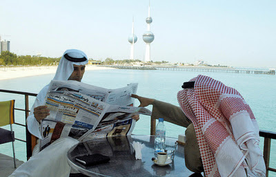 Món àrab islam islamic Pròxim Orient golf Pèrsic Kuwait periodisme corresponsal arabista