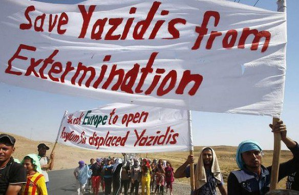 Món àrab islam islàmic Pròxim Orient musulmans golf Pèrsic yazidites Iraq Kurdistan