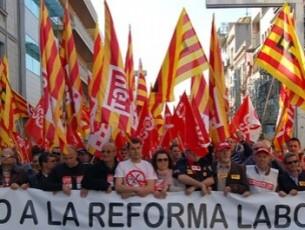 Els drets laborals a la Catalunya independent