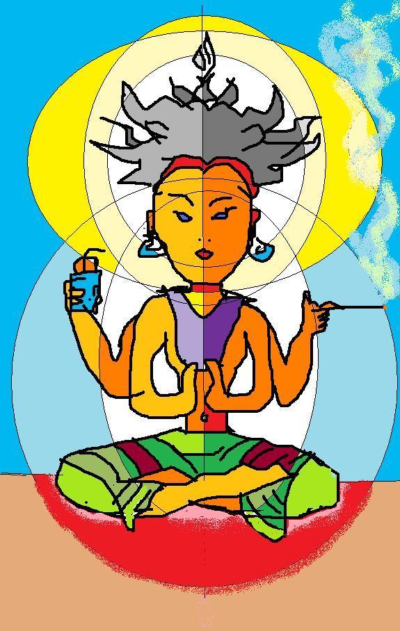 """3. Cercant el """"JO"""" pregon més enllà del pranayama."""