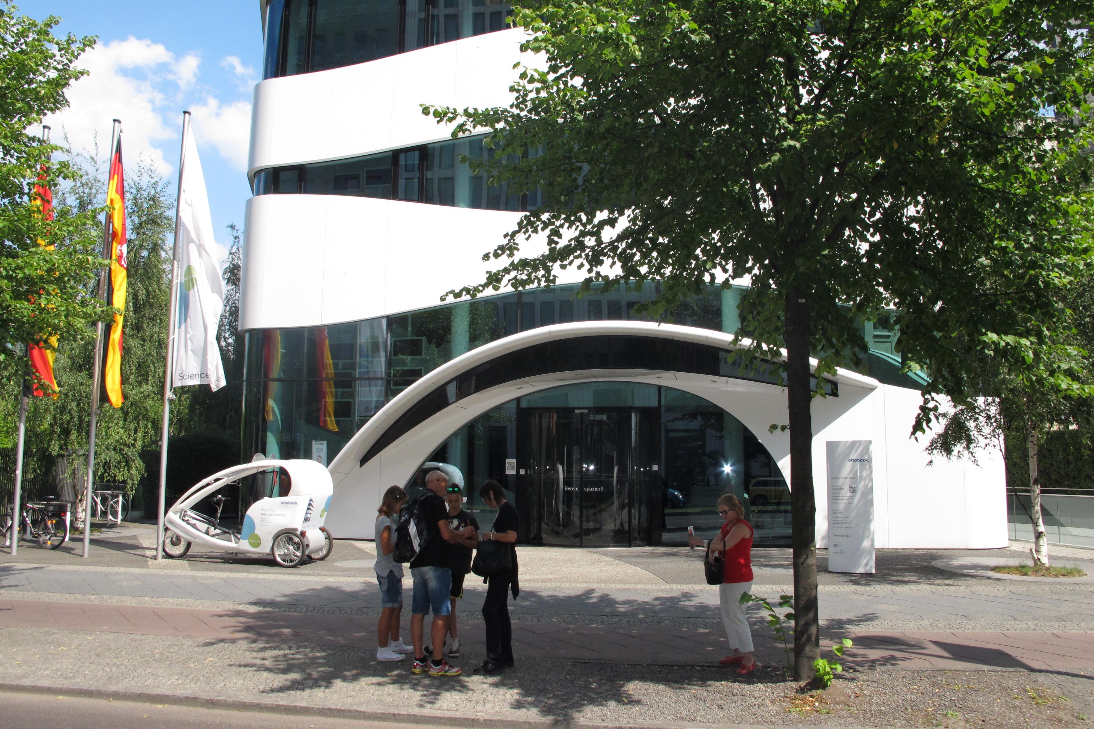 Science Center Medizintechnik