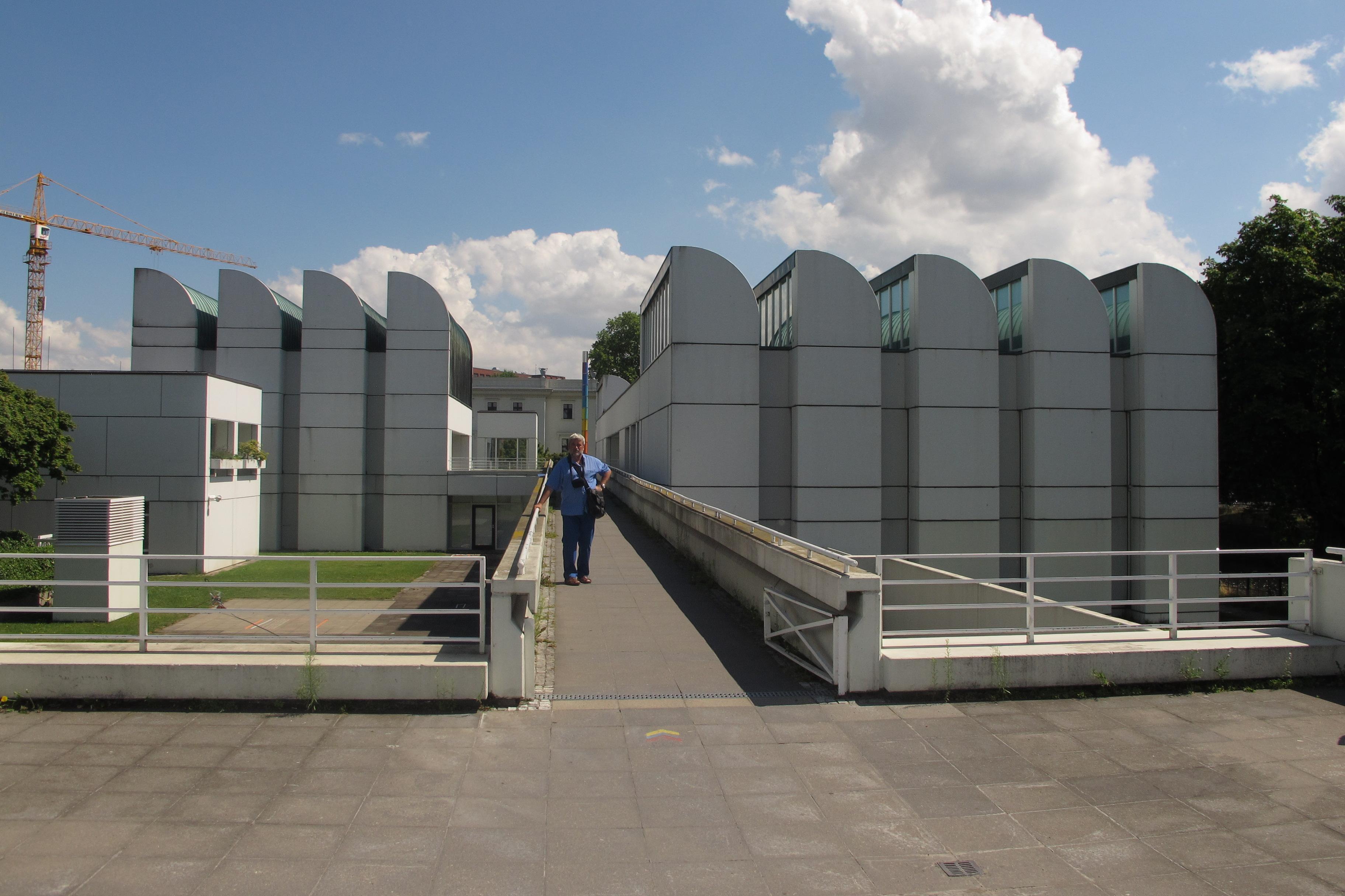 Bauhaus Archive Museum für Gestaltung Berlin.