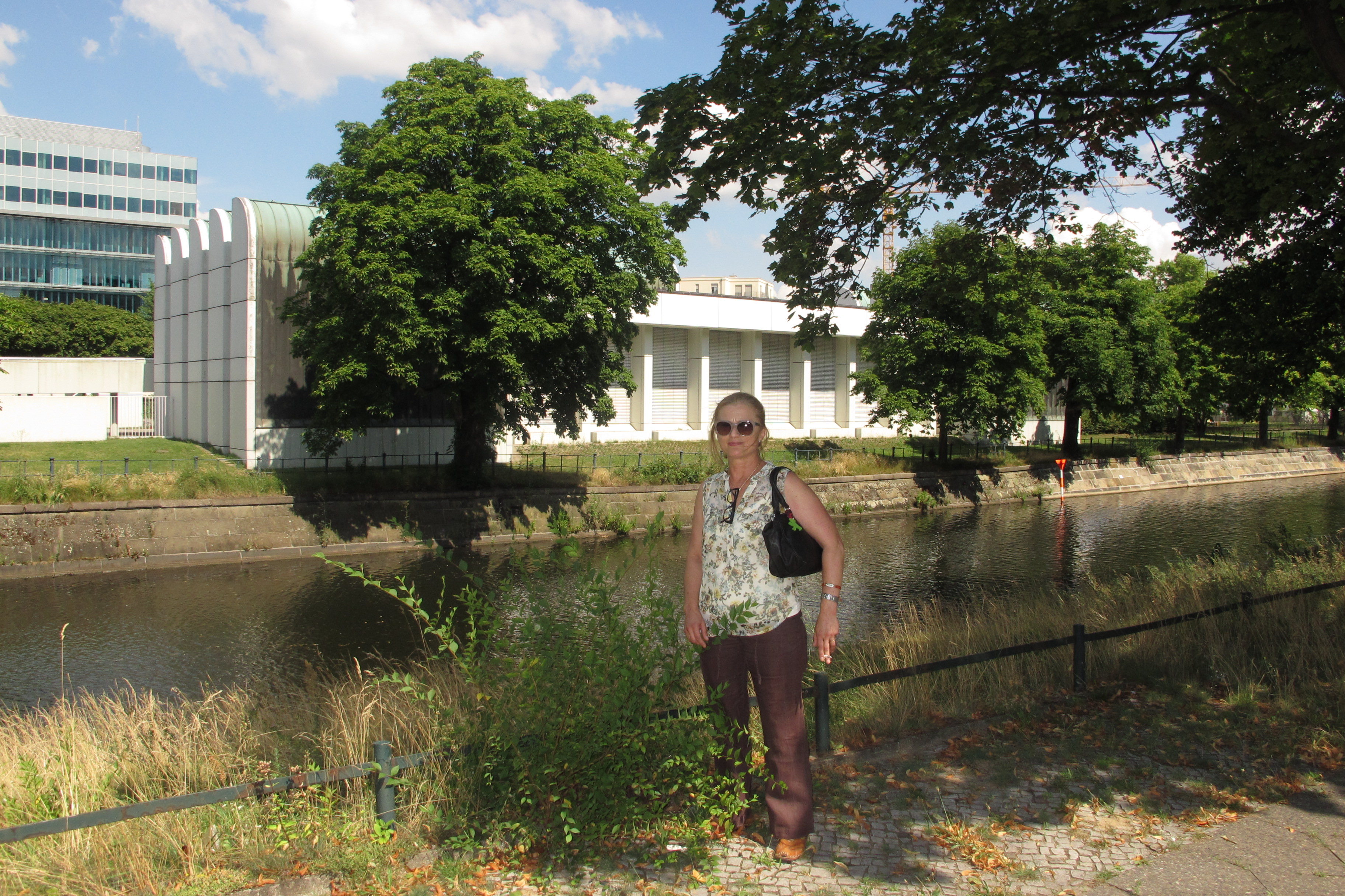 Bauhaus Archive Museum für Gestaltung Berlin des del canal.