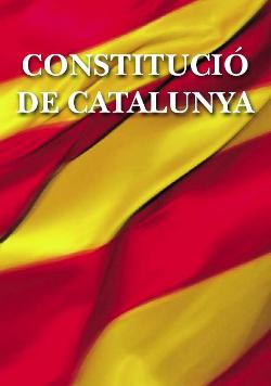 Constitució de la República Catalana de Francesc Aguilar i Domenjó sobre base de Constitució de Reagrupament Independentista 2010
