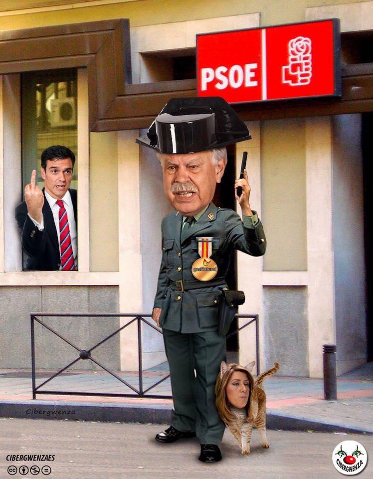 Cop d'estat al PSOE