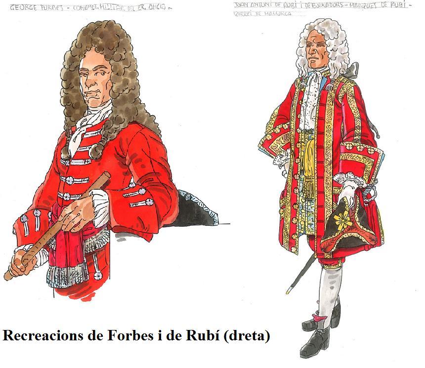 Recreacions fetes per l'especialista Francesc Riart