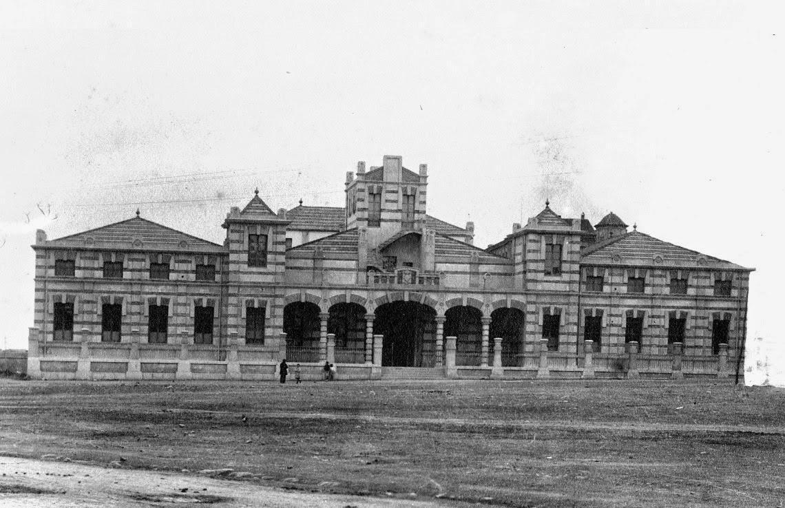 L'antiga Escola Graduada