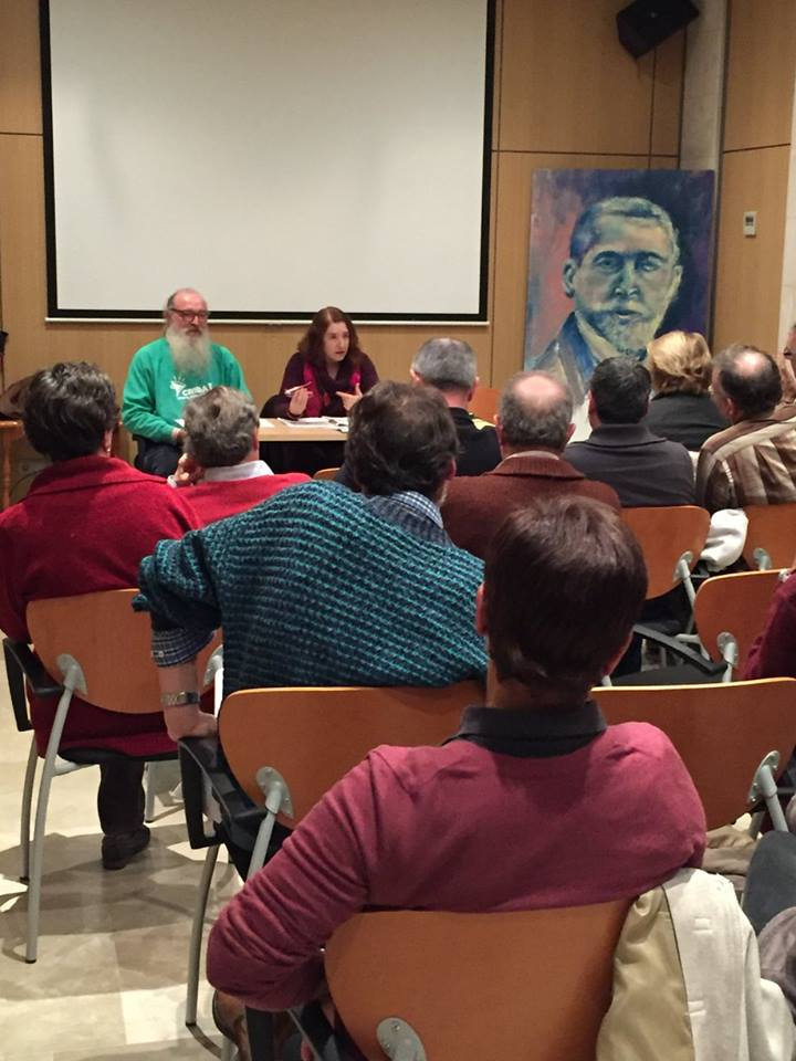 Presentació Unitat Didàctica d'Isabel Peñarrubia