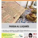 La Pasqua, un any més a la portada de La Rella