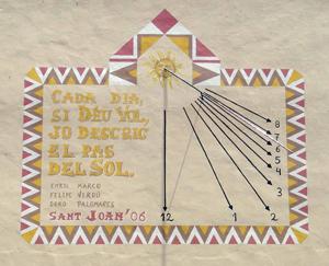Rellotge Sant Josep