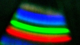 Llum espectre