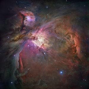 Nebulosa Orió
