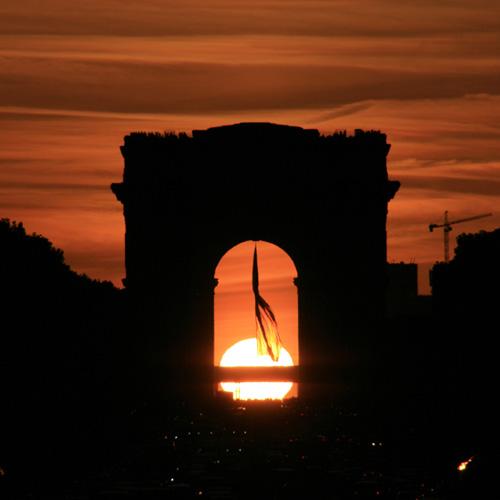 Arc Triomf, Paris